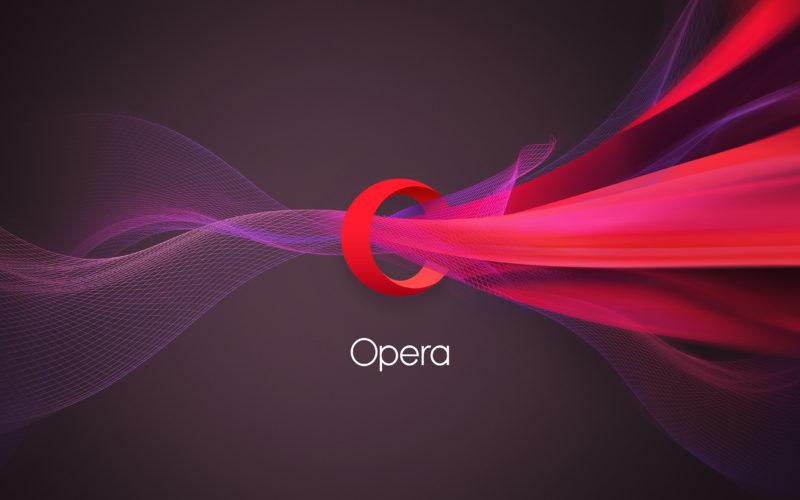 Opera Brower now has built-in VPN