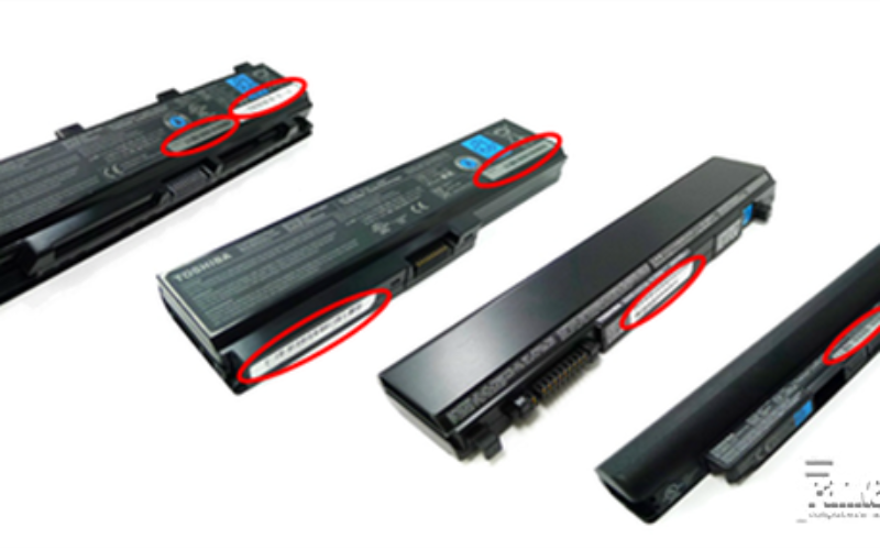 Toshiba Battery Recall