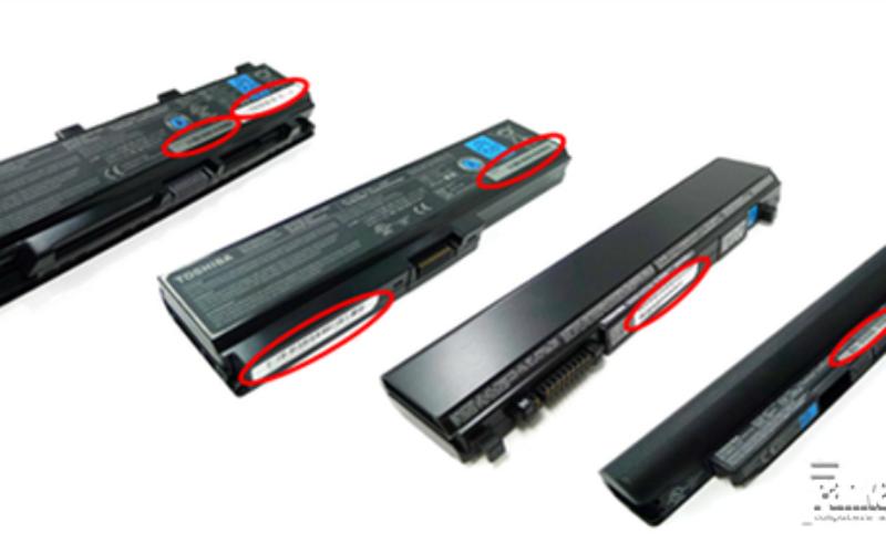 Toshiba Battery Recall