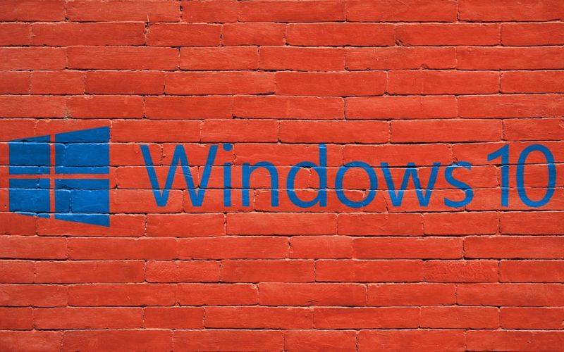 Windows 10 Disables Antivirus Software