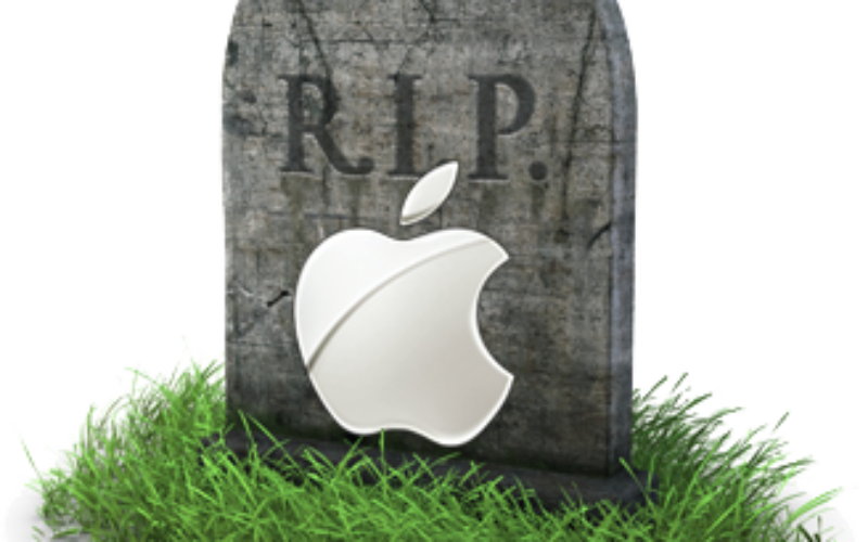 Apple Says Product Lifespan Is Only 4 Years
