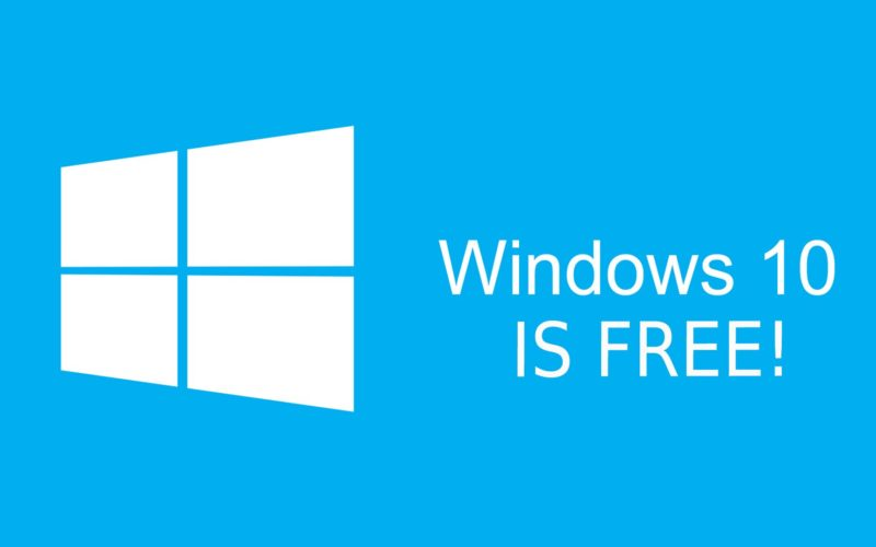 Over a Year Later, You Can Still Upgrade to Windows 10 for Free