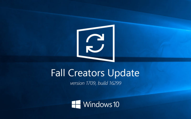 Windows 10 Creator's Edition Update