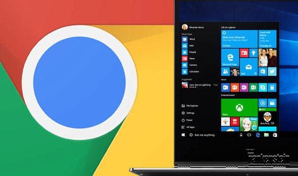 Install Google Chrome 2015