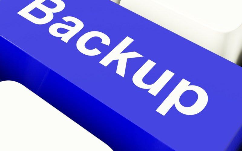 World Backup Day!