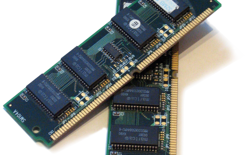 DRAM and NAND shortage expected to last through 2018