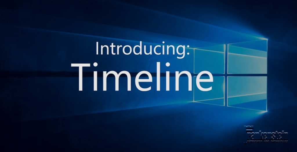 Windows Timeline