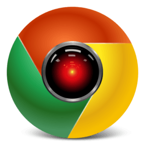 Google Chrome is Watching