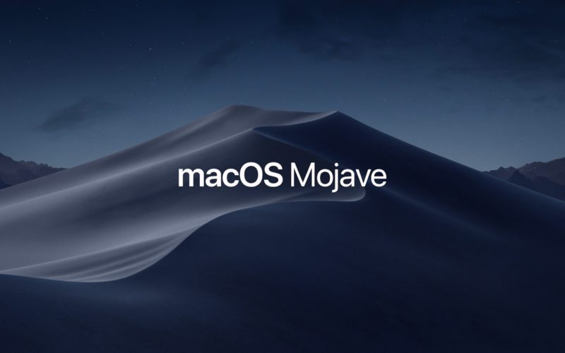 macOS Mojave Released on September 24th