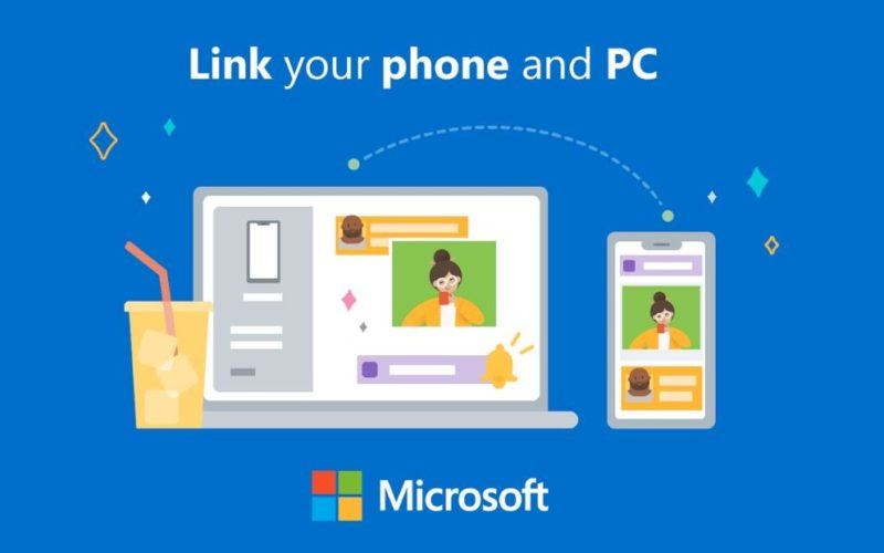 Placing calls from your Windows 10 computer, using your phone app.